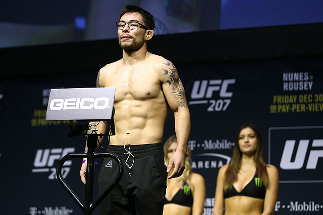 Report Ray Borg Released From Ufc Contract After Multiple Withdrawals